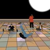 Breakdance Arkivfoton