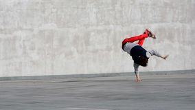 Breakdancer stock footage