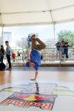 Breakdancer images libres de droits
