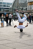 Breakdancer in Berlin Stock Photos