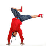 Breakdancer Royalty Free Stock Image
