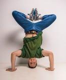 Breakdancer Royalty Free Stock Photo