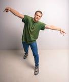 Breakdancer Stock Image