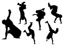 Breakdancing Stock Images