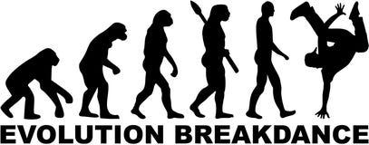 Breakdancing stock illustrationer