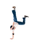 Breakdancing Stock Image