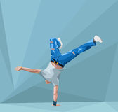 Breakdancing Royalty Free Stock Photos