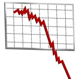 Breakdown Stock Photo