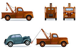 Breakdown Truck 1930-40th Royalty Free Stock Photos