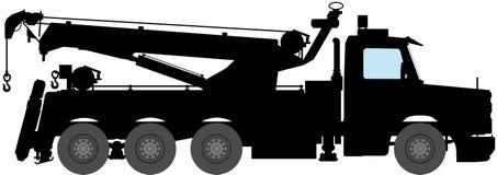 Breakdown truck Stock Image