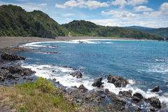 Breaker Bay Royalty Free Stock Images