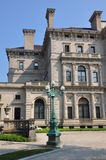 The Breakers Mansion in Newport Stock Photo