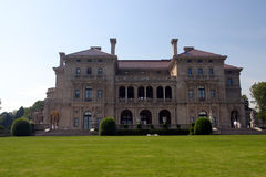 The Breakers mansion on Ochre Point in Newport, Rhode Island Stock Photos
