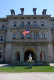 The Breakers mansion on Ochre Point in Newport, Rhode Island Stock Image