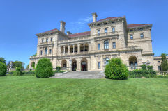 The Breakers - Newport, Rhode Island Royalty Free Stock Photos
