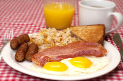 Breakfast Stock Image