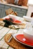 Breakfast. European breakfast, still life, Italian style Stock Photography