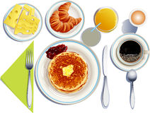 Free Breakfast Royalty Free Stock Images - 18043839