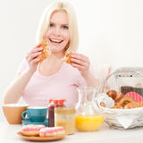 Breakfast Stock Photography