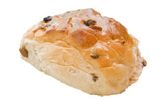 Breakfast_2. A photo of a isolated bread with a white background Royalty Free Stock Images