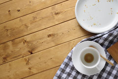 The after breakfast Royalty Free Stock Photography