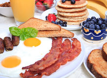 Free Breakfast Royalty Free Stock Images - 23253509