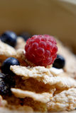 Breakfast. Morning breakfast with summer freshness Royalty Free Stock Image
