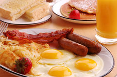Free Breakfast Royalty Free Stock Images - 7692169