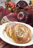 Breakfast Apple Danish Stock Photo