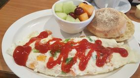 Breakfast  Art Stock Photography