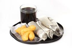Breakfast Asian Style Stock Photo