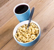 Breakfast in bowl Royalty Free Stock Image