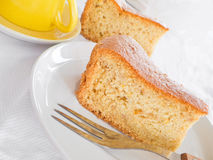 Breakfast Cake. Stock Photography