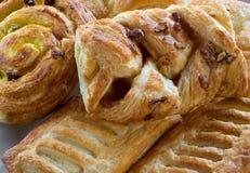 Breakfast cakes Stock Photos