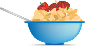 Free Breakfast Cereal Royalty Free Stock Photo - 10984605