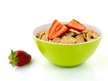 Breakfast Cereal Stock Photo