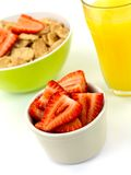 Breakfast Cereal Stock Image