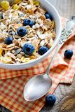 Breakfast cereal Stock Photography