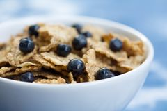 Breakfast cereal Royalty Free Stock Photography