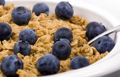 Breakfast Cereal 4 Royalty Free Stock Images