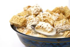 Breakfast Cereal Royalty Free Stock Image