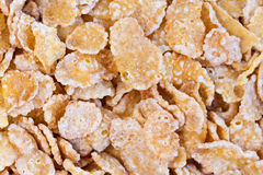Breakfast cereal flakes Royalty Free Stock Image