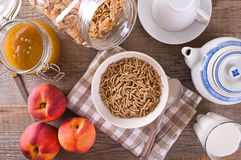 Breakfast cereal. Stock Photography