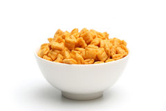 Breakfast Cereal. Isolated on a white background Stock Photo