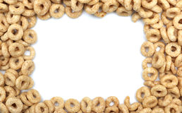 Breakfast Cereal. Isolated on a white background Stock Images