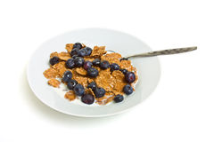 Breakfast Cereal Medley Stock Photos