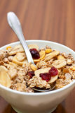 Breakfast cereals Stock Images