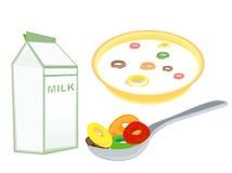 Breakfast Cereals Stock Image