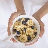 Breakfast cereals Stock Photo