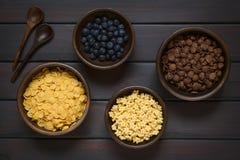Breakfast Cereals Stock Photography